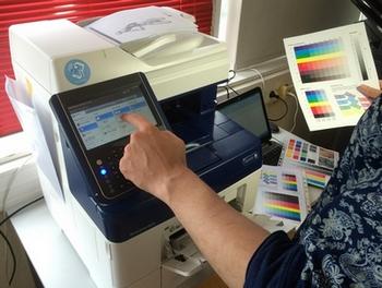 DataMaster : DataMaster teste actuellement le MFP 6655i de Xerox