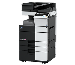 Printer Benchmark : Konica Minolta launch 3 new high-end color MFPs