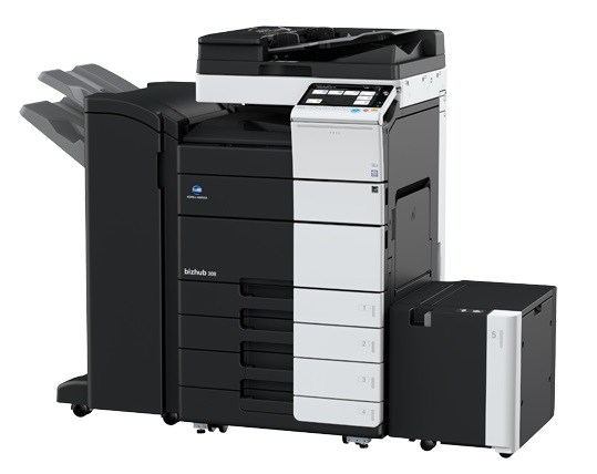 Printer Benchmark : Konica Minolta launch two ultra-connected monochrome MFPs