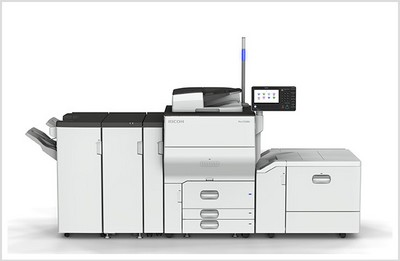 Printer Benchmark : Ricoh launch a new Production series, the Pro C5200s