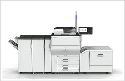 DataMaster : Ricoh lance la nouvelle série d'imprimante de production couleur Pro C5200s