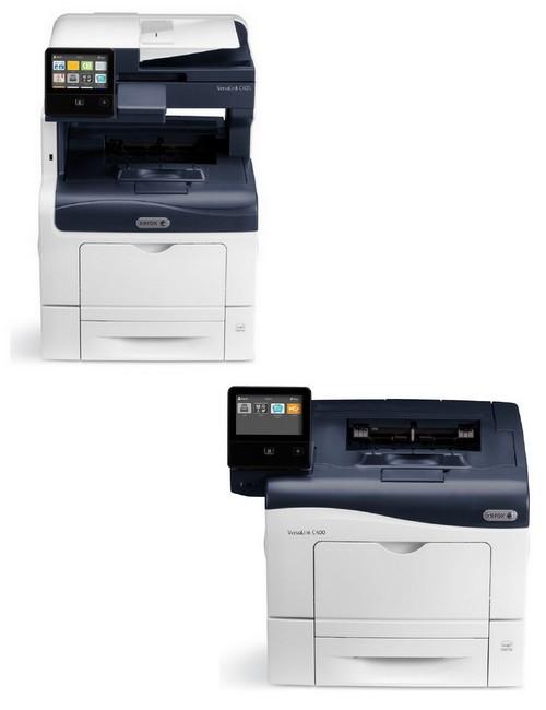 Printer Benchmark : Xerox launches the new VersaLink range