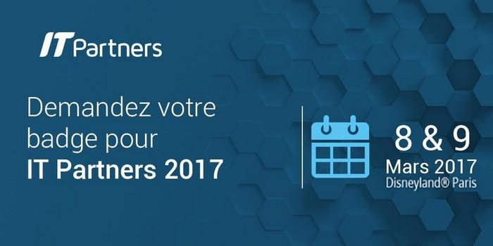 DataMaster : Le salon IT Partners fête sa onzième année !