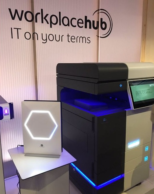 Printer Benchmark : Konica Minolta launch the Workplace Hub